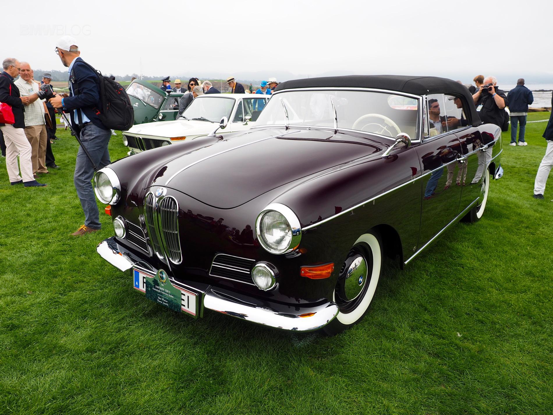 1960 BMW 3200 S 4
