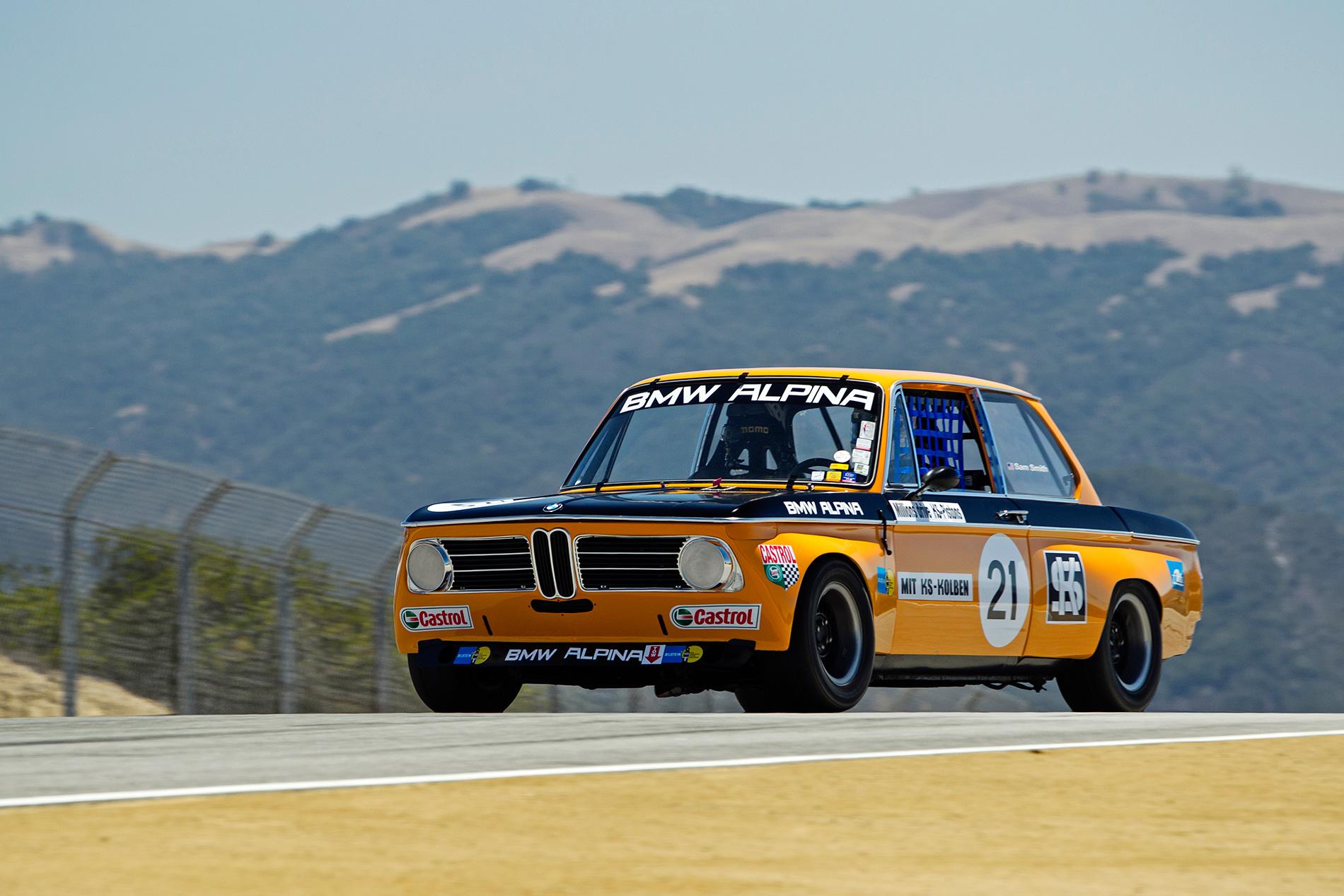1970 BMW ALPINA 2002ti