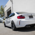 2016 Alpine White F87 M2 Gets An Ohlins Road And Track Suspension Upgrade