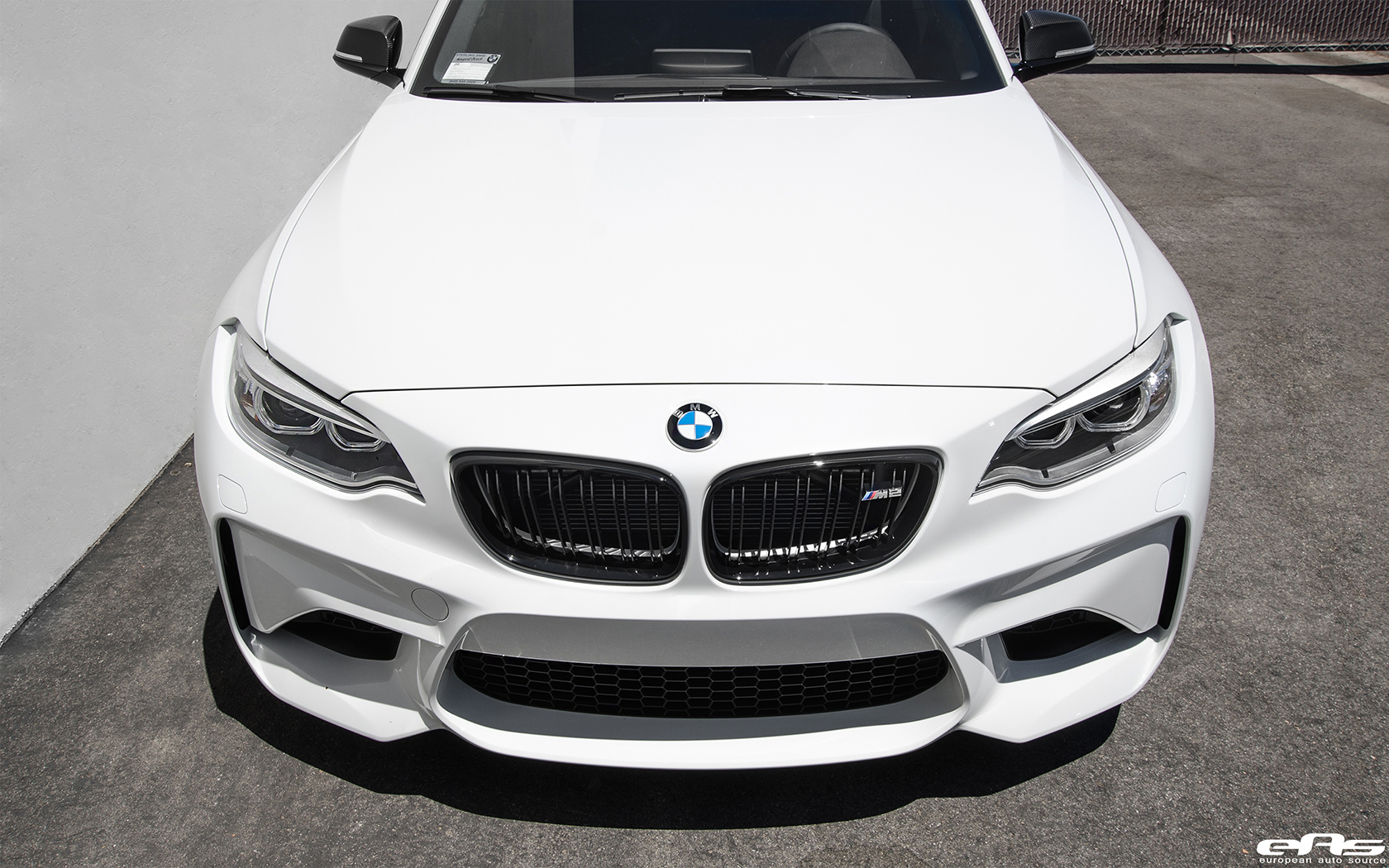2016 Alpine White F87 M2 Gets An Ohlins Road And Track