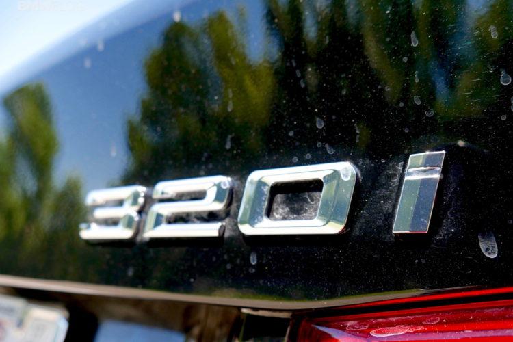 2016 BMW 320i test drive 2 750x500