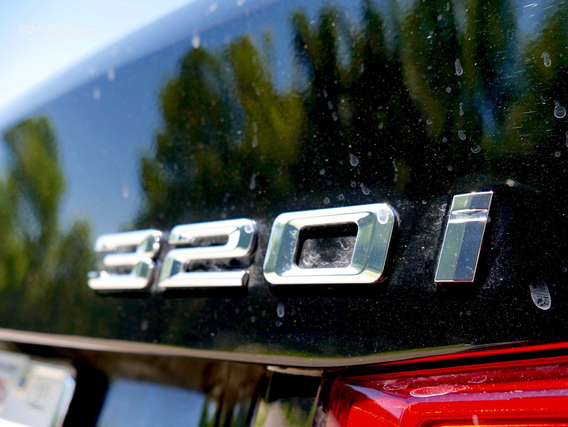 2016 BMW 320i test drive 2