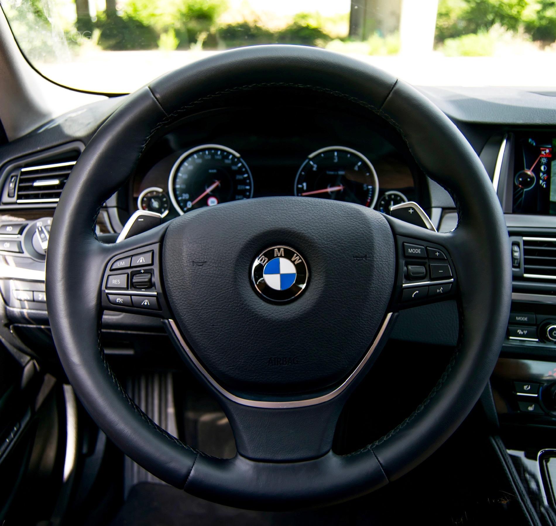 Bmw Xdrive Problems: TEST Drive: 2016 BMW 530d XDrive