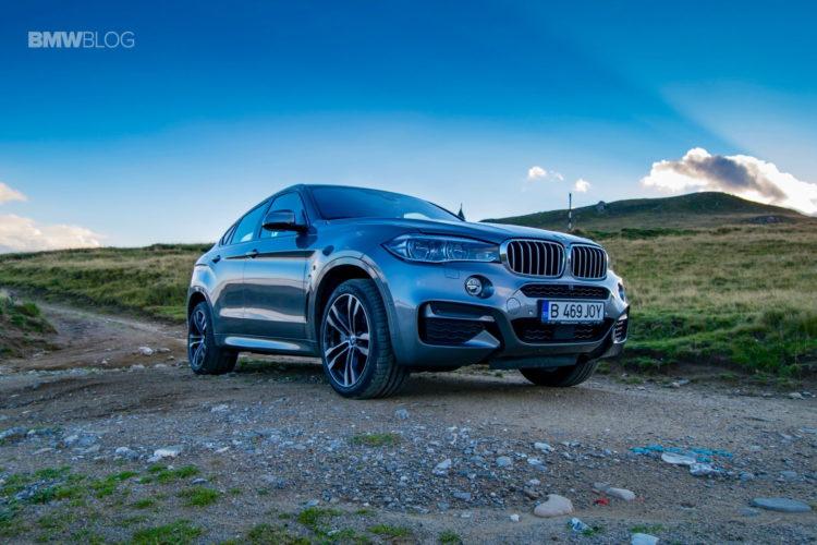 2016 BMW X6 M50d test drive 15 750x500