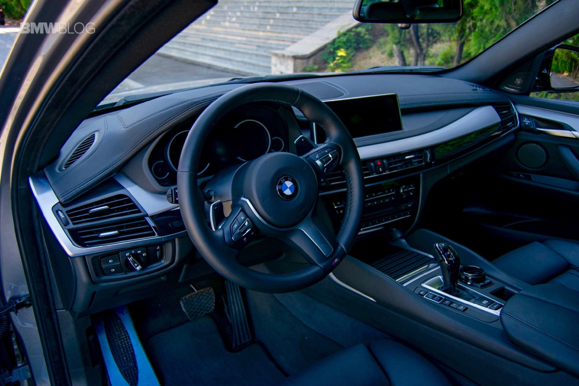 Test Drive 2016 Bmw X6 M50d