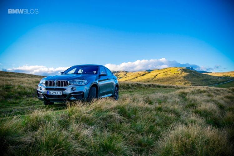 2016 BMW X6 M50d test drive 63 750x500
