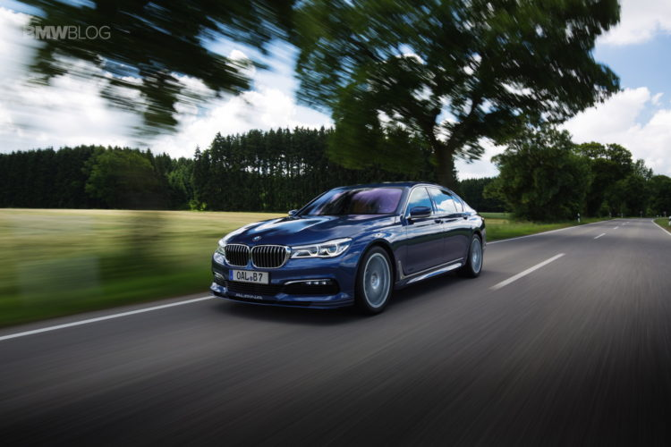 2017 ALPINA B7 Biturbo images 1 750x500
