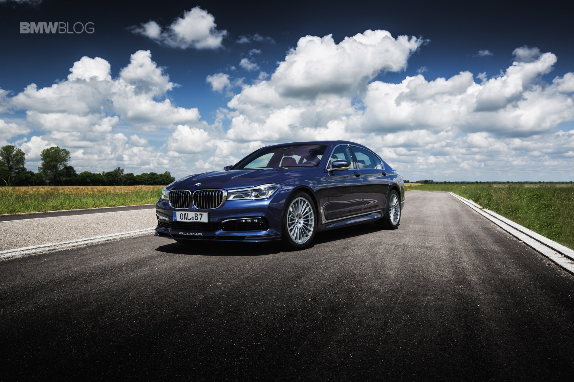 2017 ALPINA B7 Biturbo images 19