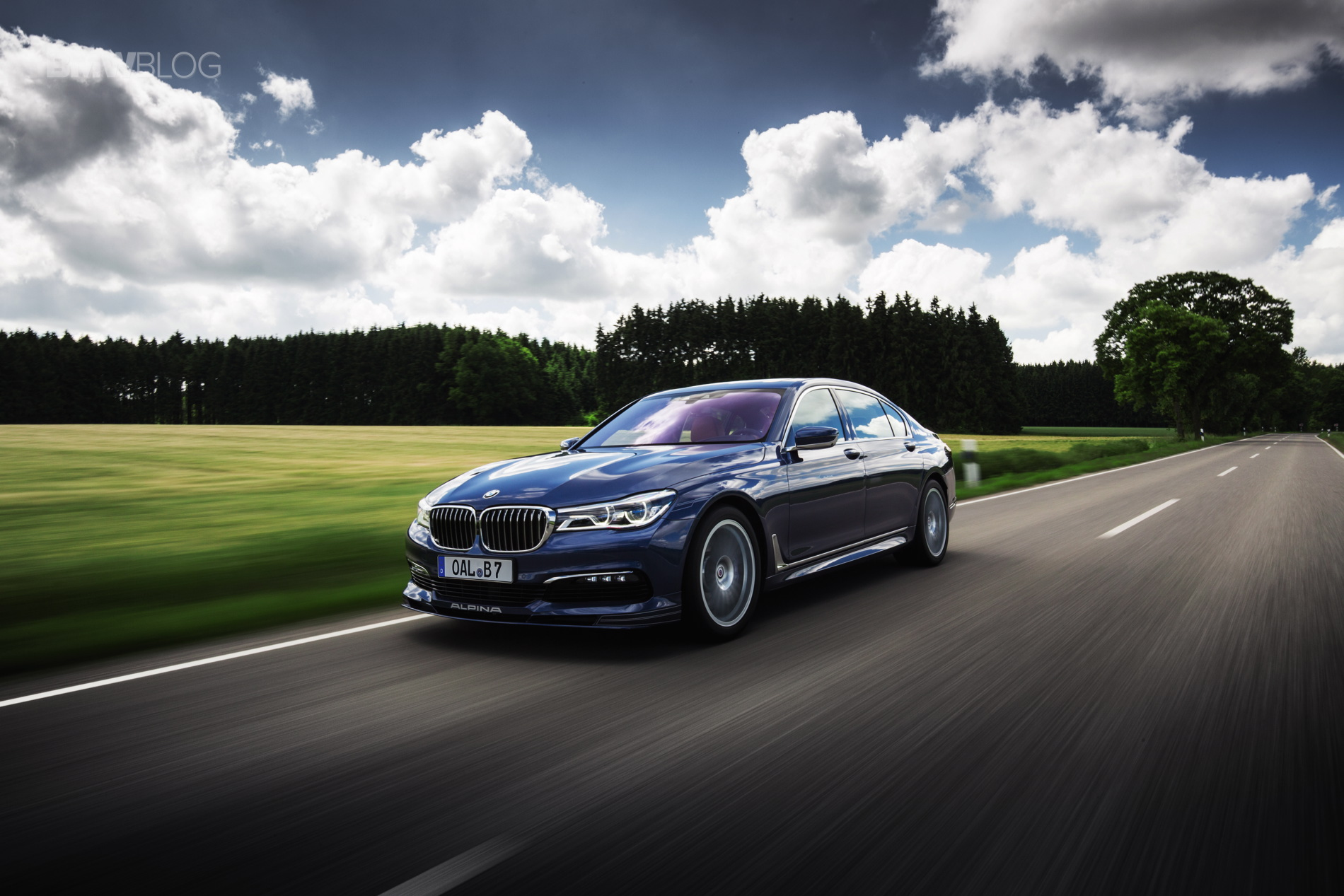 2017 Alpina B7 New Photo Gallery