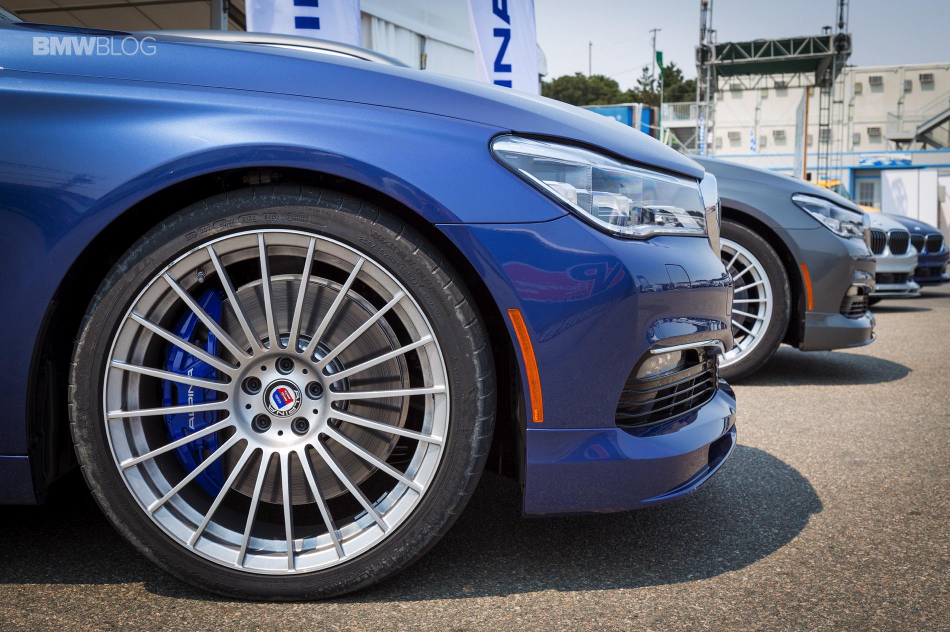 TEST DRIVE BMW ALPINA B XDrive - Alpina b7 wheels for sale