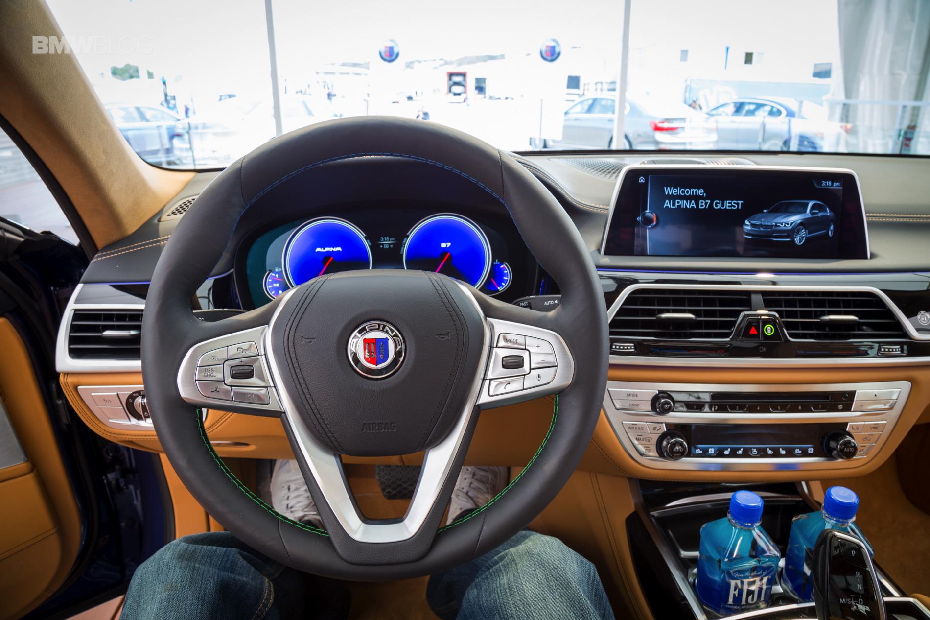 TEST DRIVE: 2017 BMW ALPINA B7 xDrive