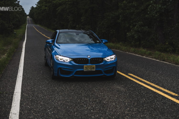 2017 BMW M4 Competition Package review 2 750x500