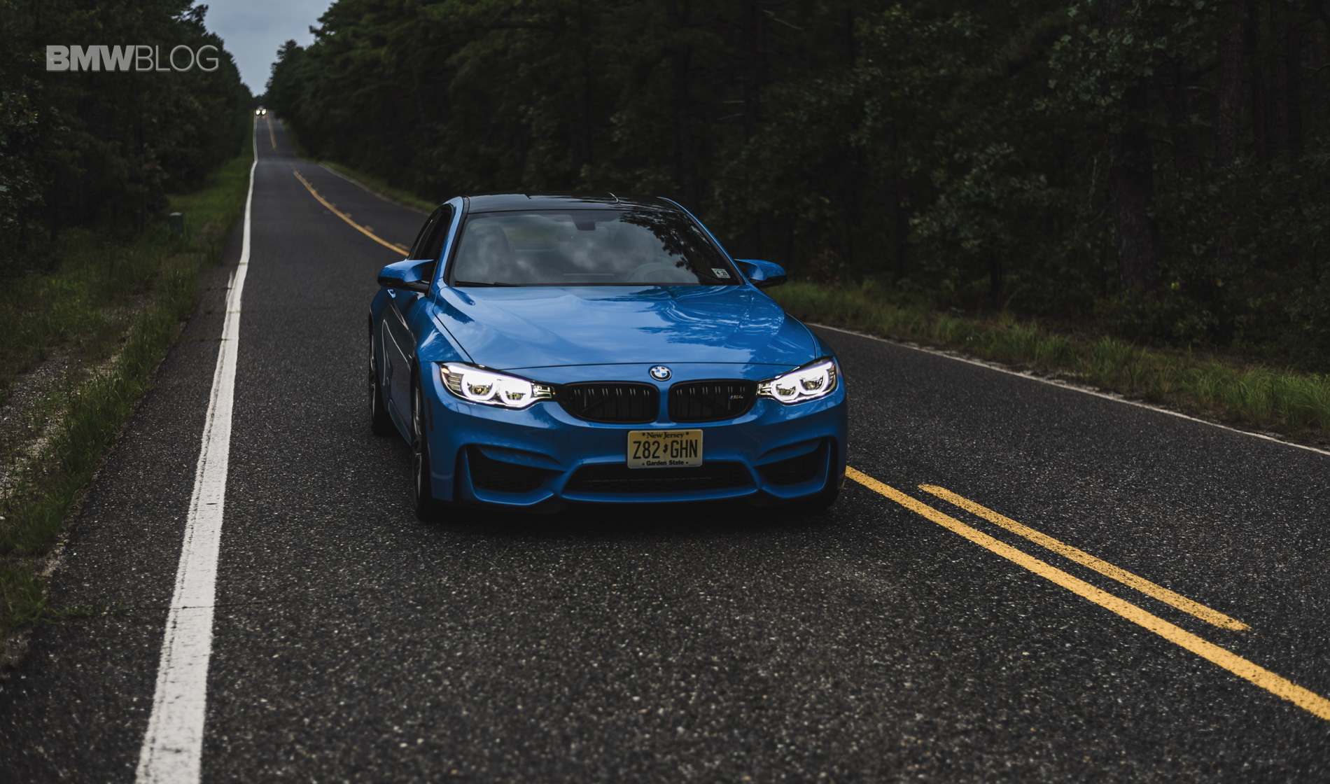 2017 BMW M4 Competition Package review 2