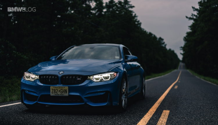 2017 BMW M4 Competition Package review 20 750x431