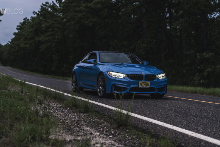 2017 BMW M4 Competition Package review 3 750x500