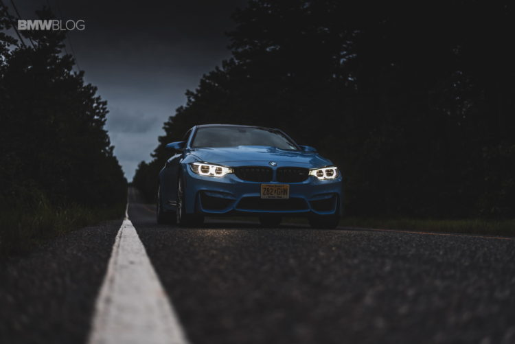 2017 BMW M4 Competition Package review 4 750x501