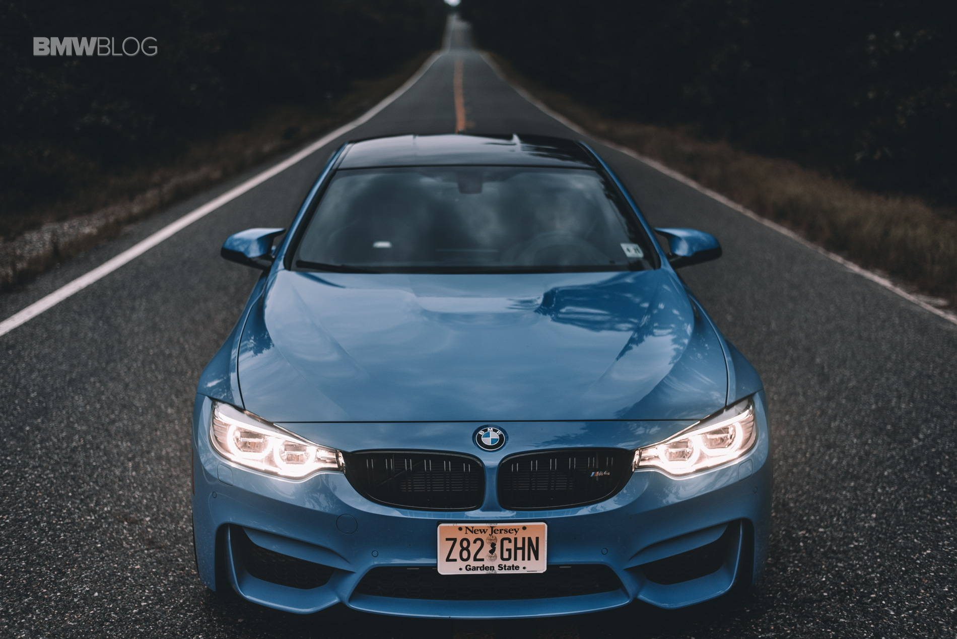 2017 BMW M4 Competition Package review 5