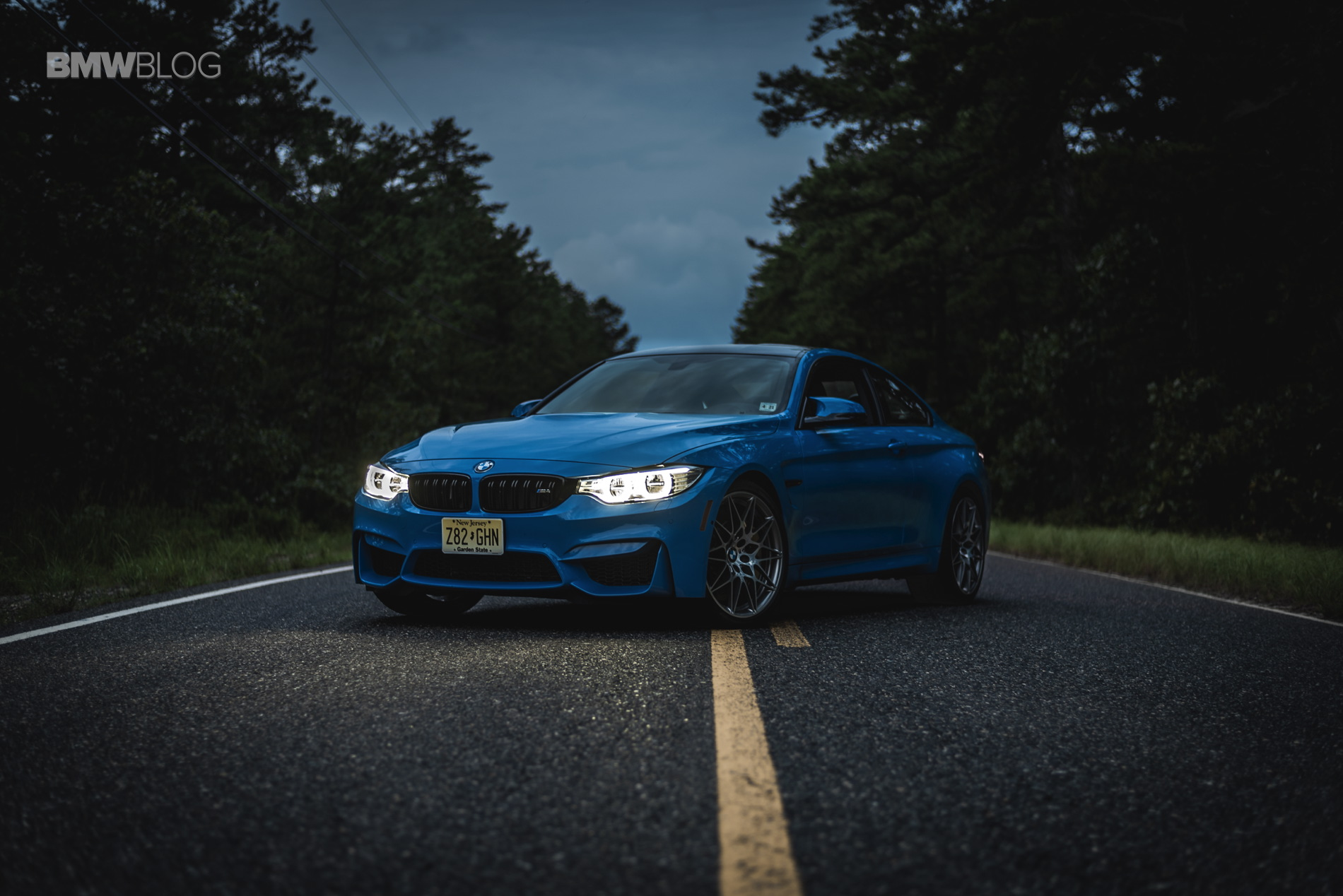 2017 BMW M4 Competition Package review 6