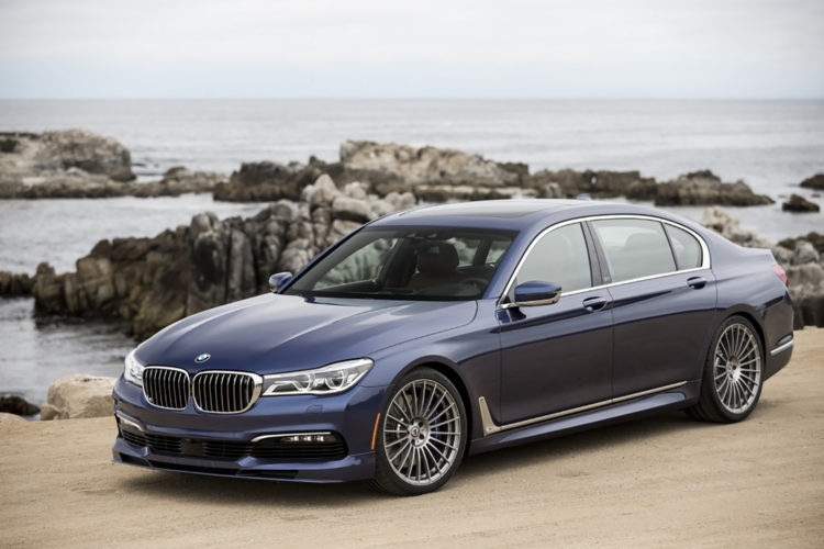TEST DRIVE BMW ALPINA B XDrive - Bmw m7 alpina