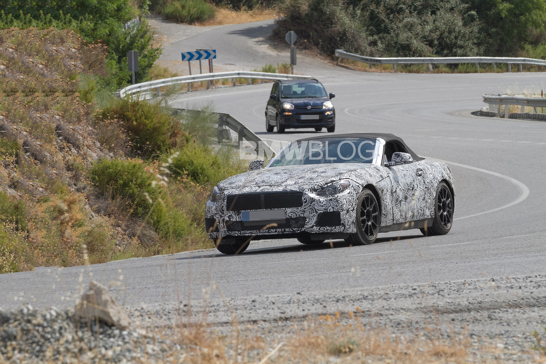 Toyota Supra And Bmw Z4 Getting Ready For 2018 Launch