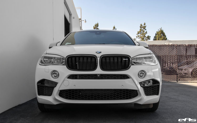 Alpine White BMW X6 M Build By European Auto Source 19 750x469