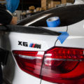 Alpine White BMW X6 M Build By European Auto Source