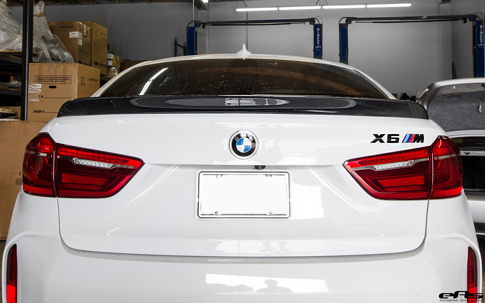 Alpine White BMW X6 M Build By European Auto Source 29 750x469
