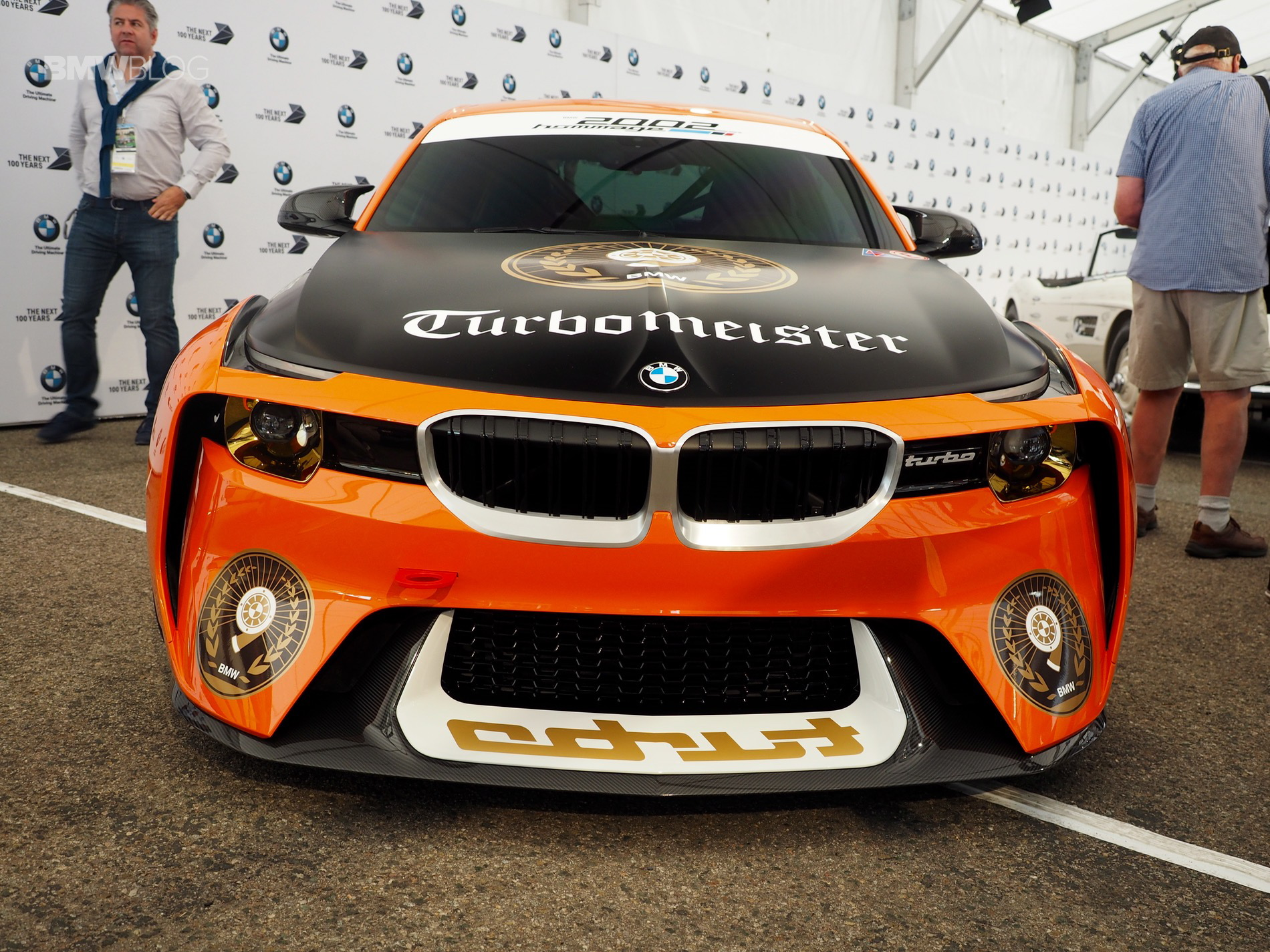 BMW 2002 Hommage Turbomeister Concept 24
