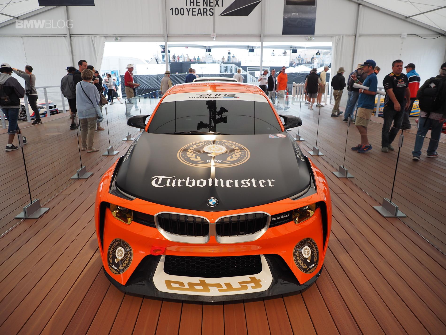 BMW 2002 Turbomeister Concept 1