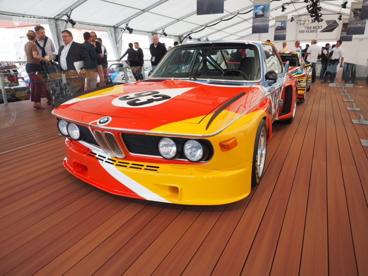 BMW 3.0 CSL art car 2 750x563