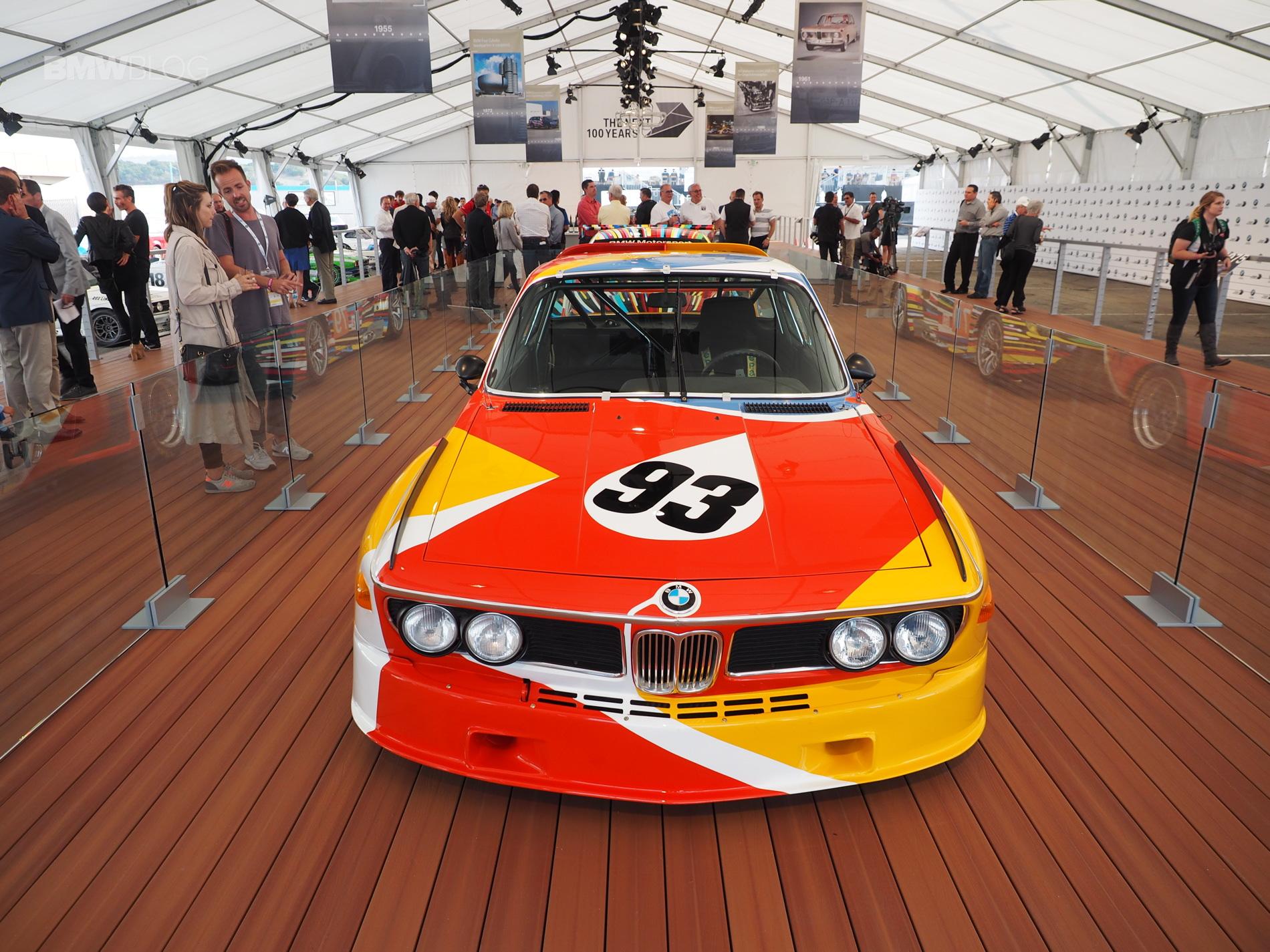 BMW 3.0 CSL art car 6