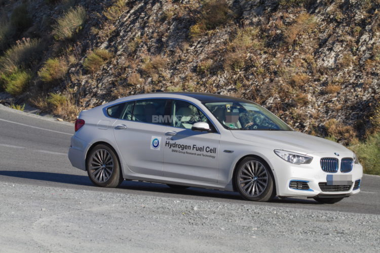BMW 5 Series GT fuel cell prototype 2 750x500