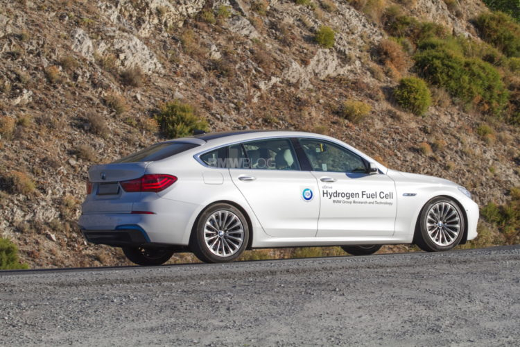 BMW 5 Series GT fuel cell prototype 3 750x500