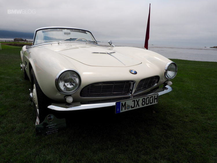 BMW 507 Pebble Beach 10 750x563