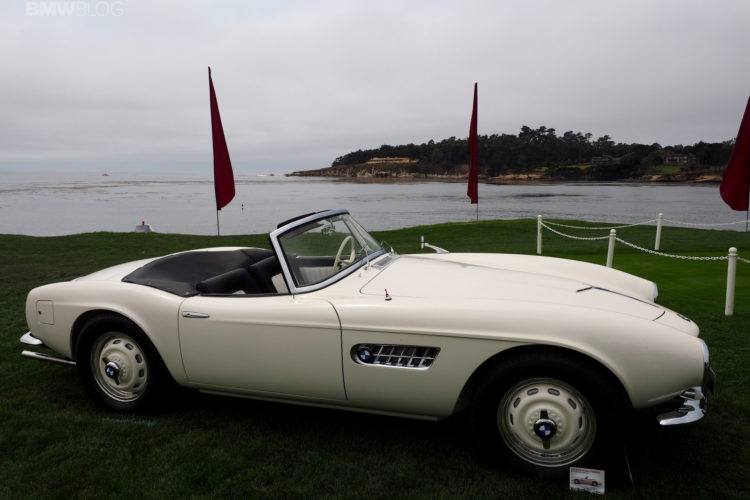 BMW 507 Pebble Beach 2 750x500