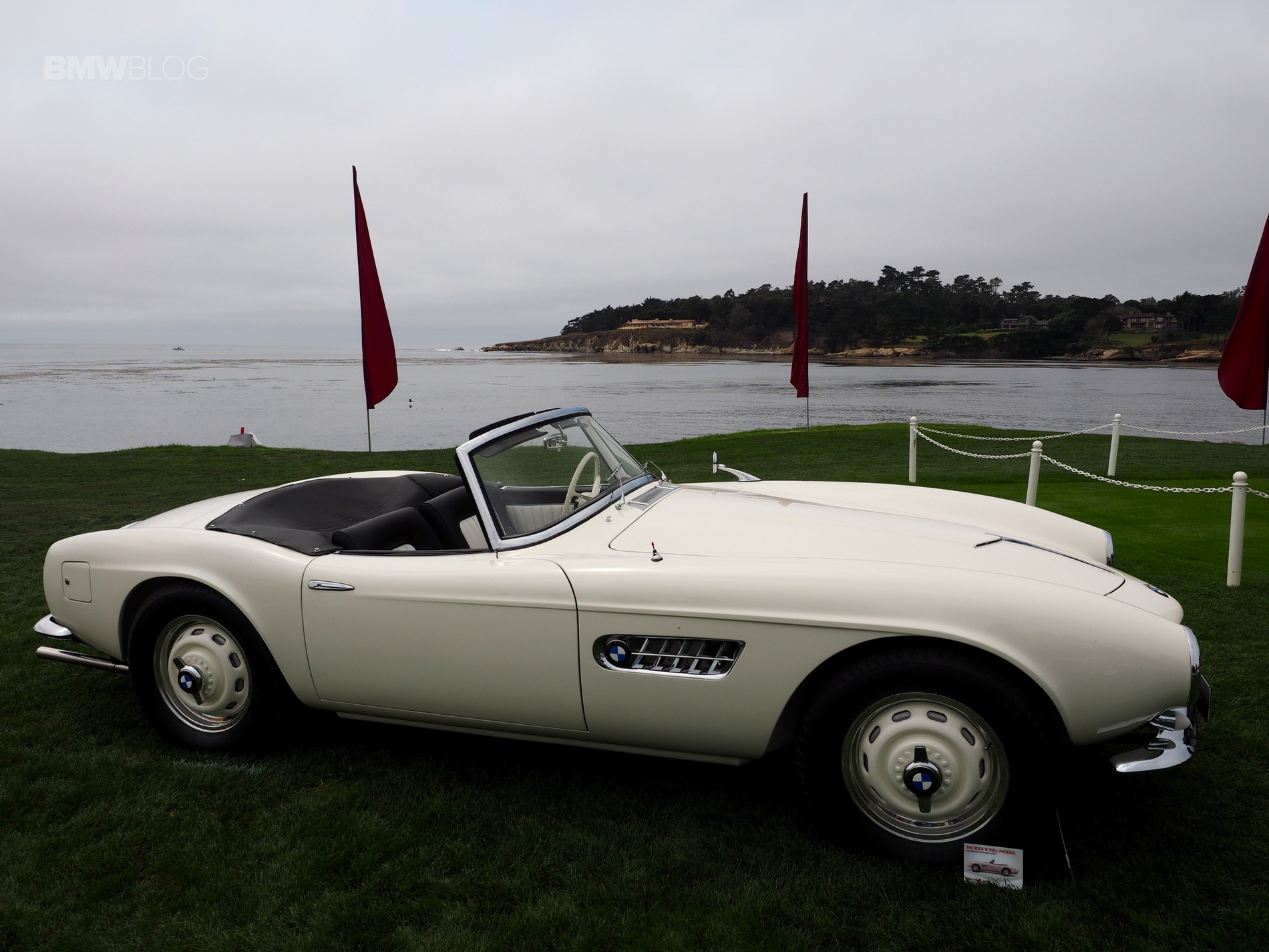 BMW 507 Pebble Beach 2