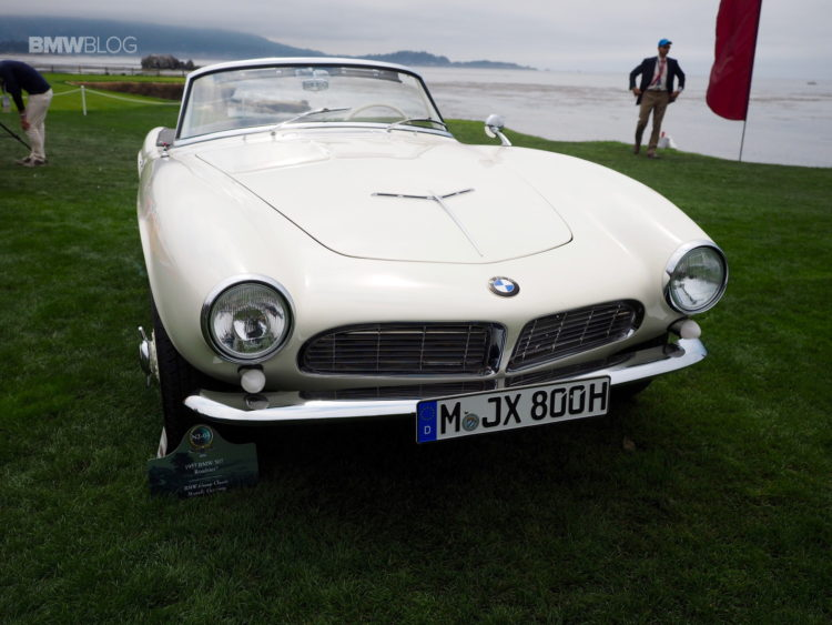 BMW 507 Pebble Beach 7 750x563