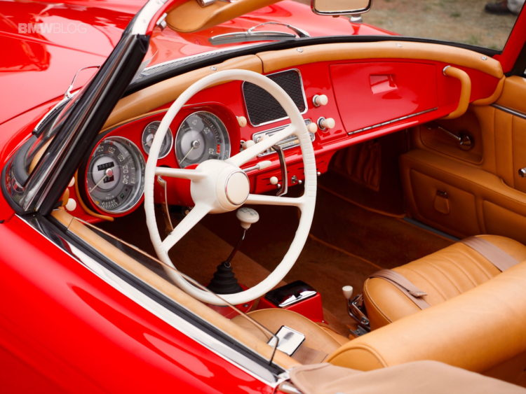 BMW 507 red 21 750x563