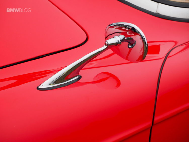 BMW 507 red 5 750x563
