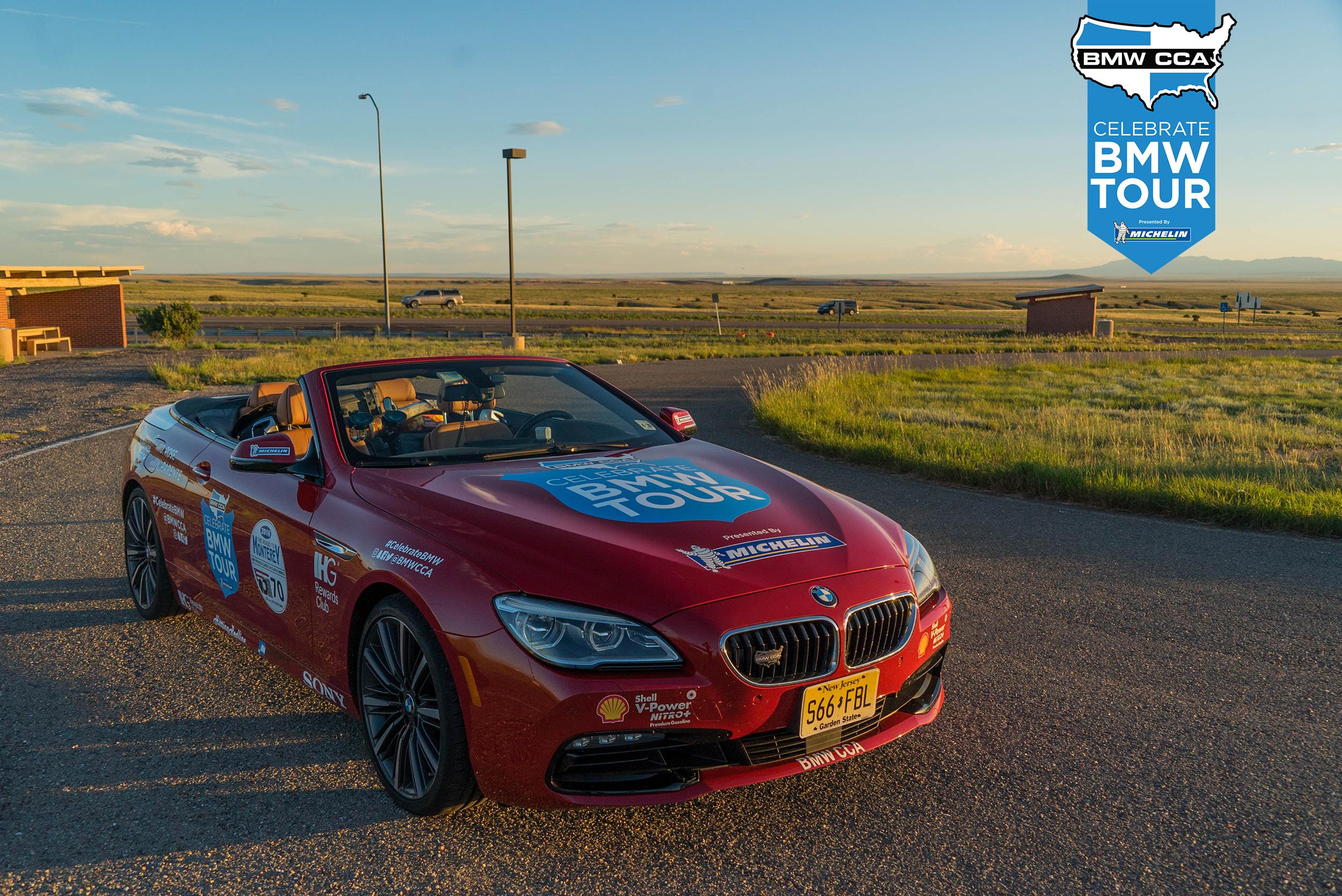 BMW Celebrate Tour