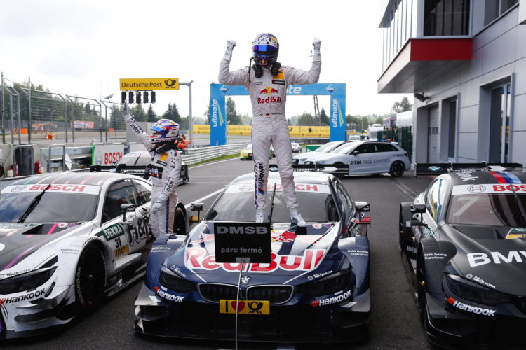 BMW DTM Moscow 7 1 750x500