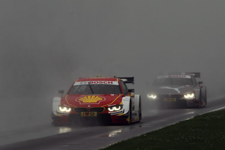 BMW DTM Moscow 8 750x500
