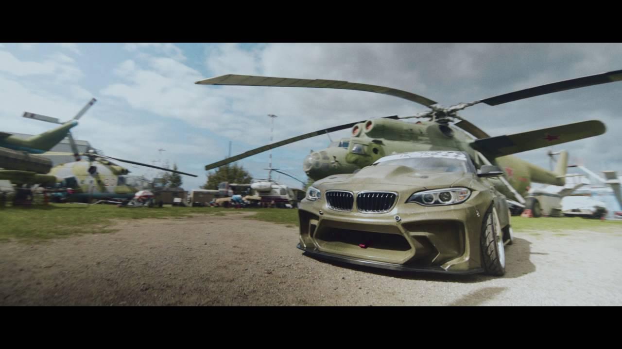 BMW F22 eurofighter