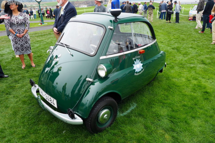 BMW Isetta Police Car 1 750x500