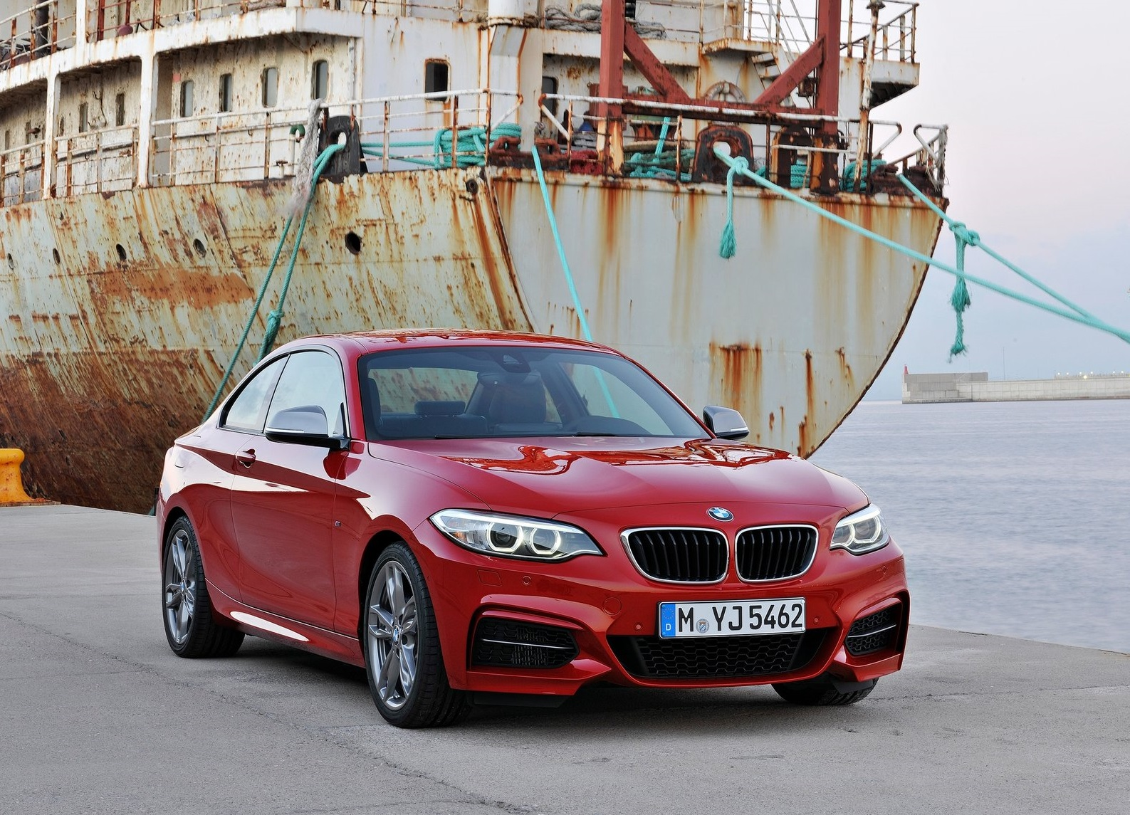 BMW M235i Coupe 2014 1600 04