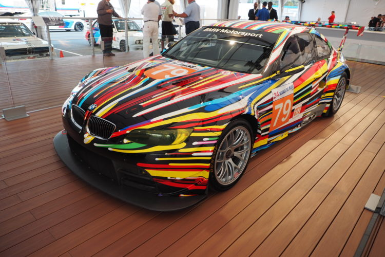 BMW M3 GT2 Art Car Laguna Seca 11 750x500