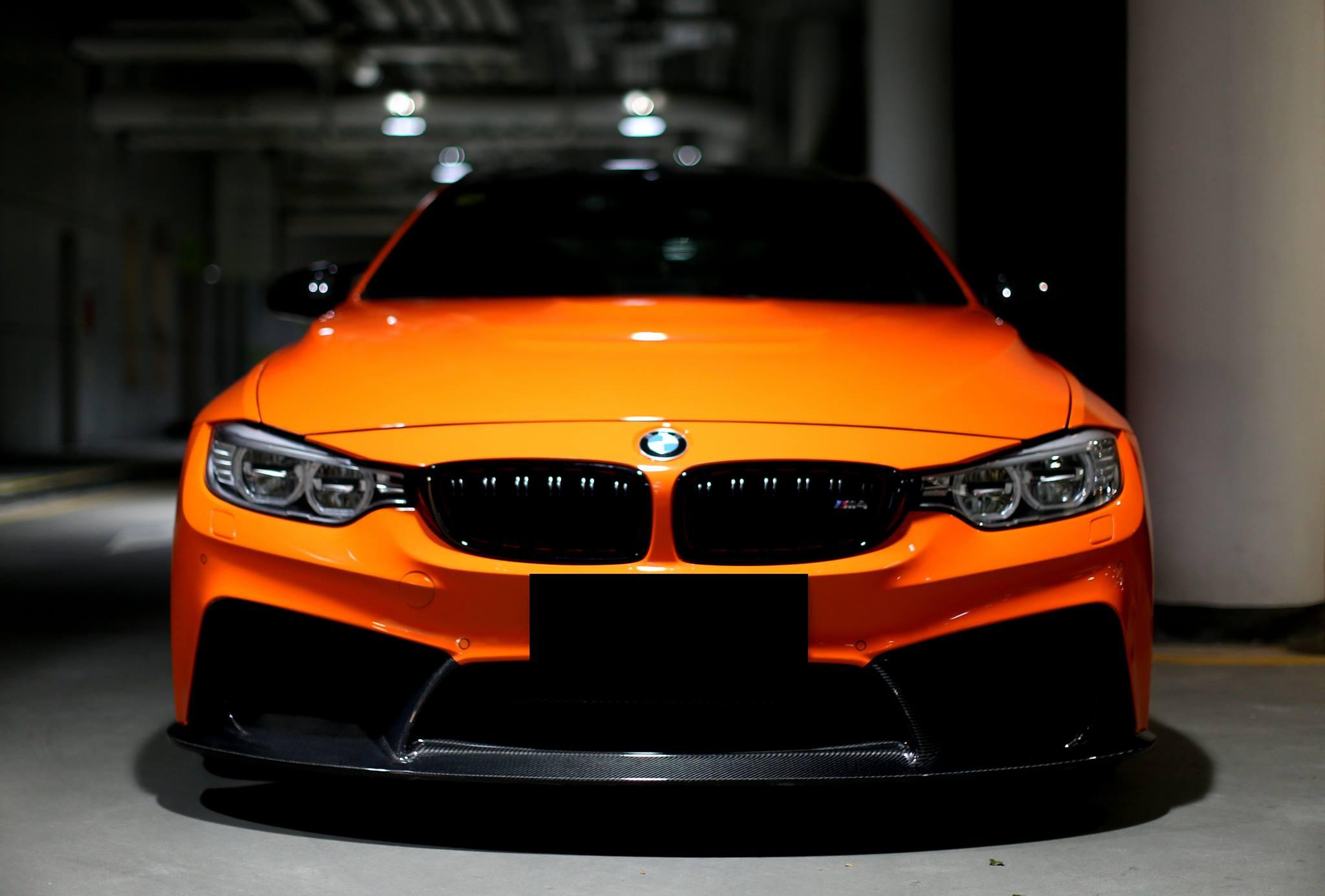 BMW M4 3D Design 1