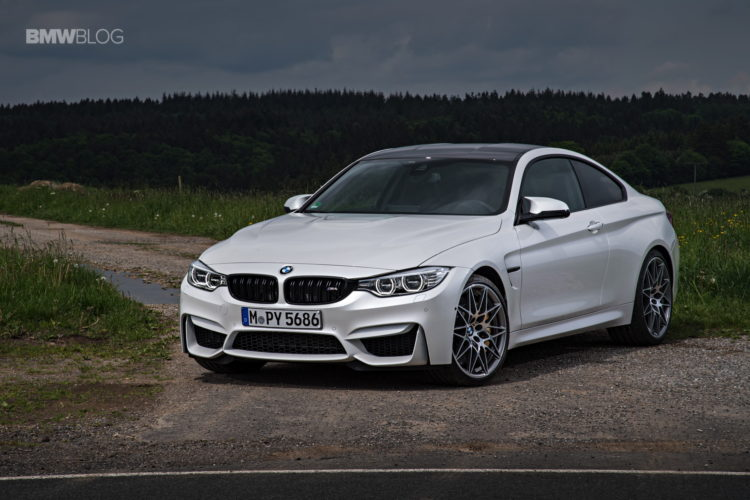 BMW M4 Competition Package images 4 750x500