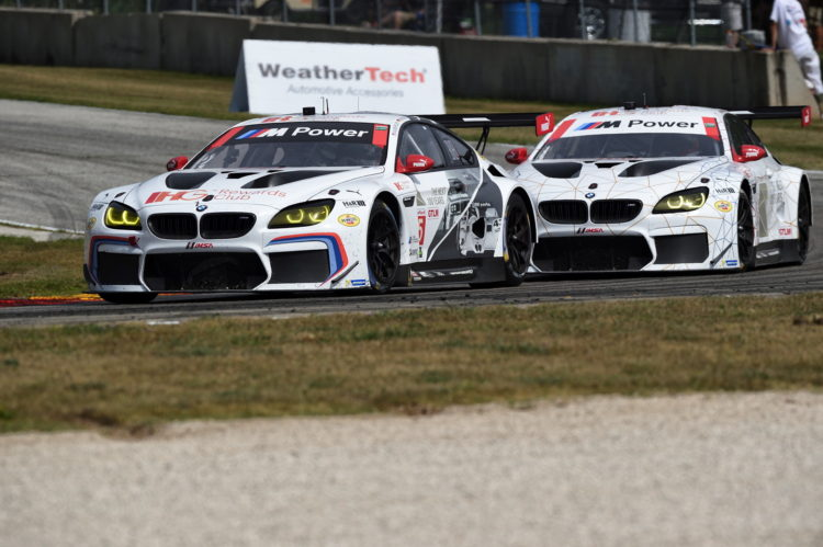 BMW M6 GTLM Road America 53 750x499