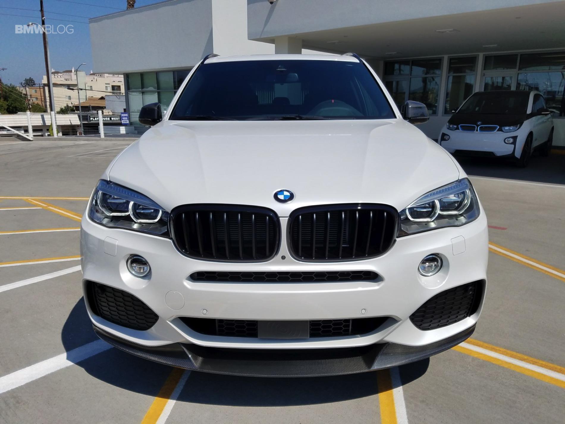 BMW X5 35d M Performance Parts 9
